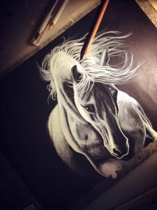 horseonbpaper