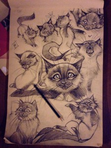 kittysketches